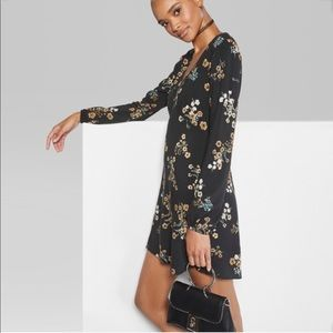 🌵Wild Fable Floral Long Sleeve Boho Dress XXL
